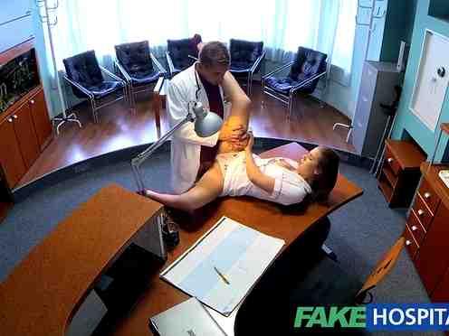 Lustful doctor seduced new nurse